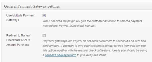 Wordpress Multiple Payment Gateways Selection On Woocommerce Checkout