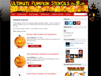 Ultimate Pumpkin Stencils
