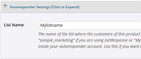autoresponder-list-name-in-product