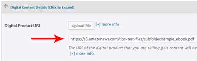 entering-amazon-s3-file-object-link-url-value-in-estore-product