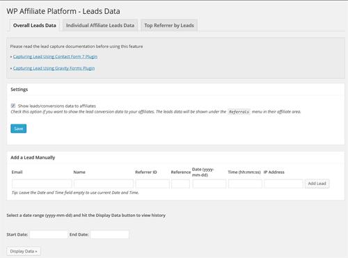 affiliates-manage-leads-interface