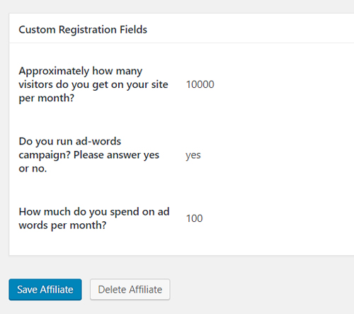 custom-fields-for-an-affiliate