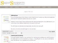 Sugar Snappers