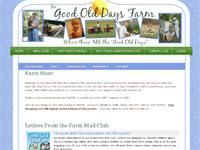 The Good Old Days Farm