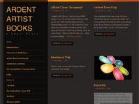 Ardent Artist Books