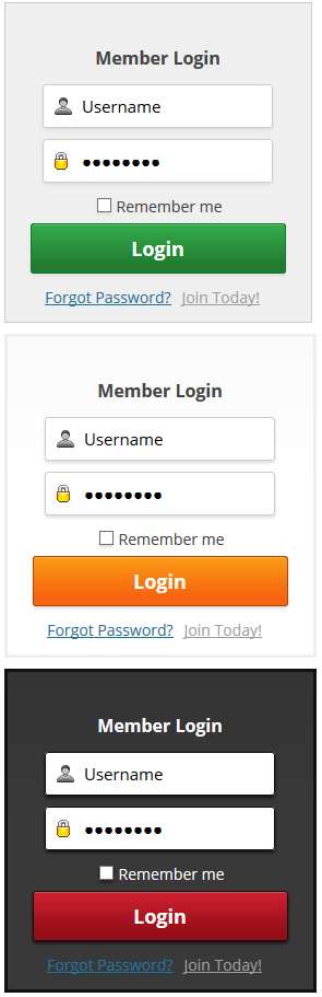 extra-membership-login-shortcodes-screenshot