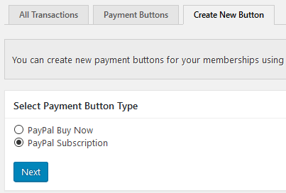 creating-paypal-subscription-button-for-membership-step-1