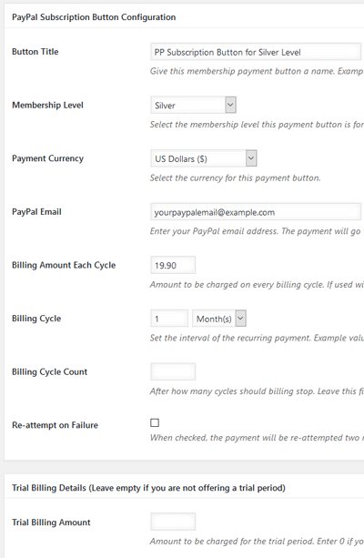 creating-paypal-subscription-button-for-membership-step-2