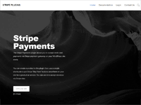 Stripe Payments plugin
