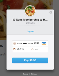 payment-for-stripe-product-membership