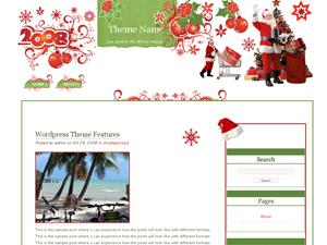 Possible Theme for a Christmas Blog