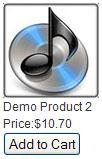 Demo Product Display