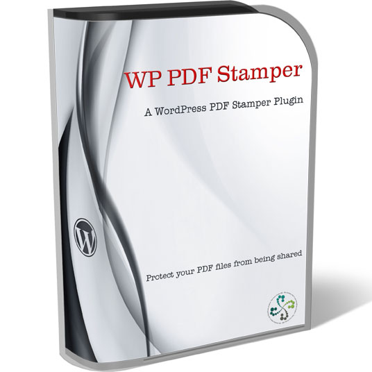 WP PDF Stamper (single site)