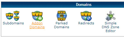 cpanel-addondomains-screenshot