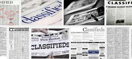 niche geo targeted classifieds idea