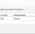 paypal domestic shipping setup