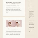 2013 wordpress child theme preview