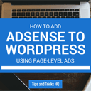 How to Add AdSense to WordPress