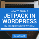 How to Enable JetPack in WordPress