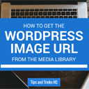 How to Get the Image URL from the WordPress Media Library