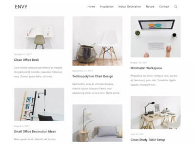 envy-free-wordpress-theme