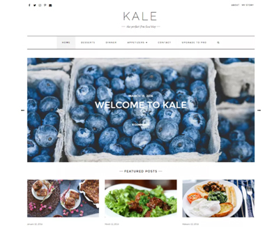 kale-free-wordpress-theme