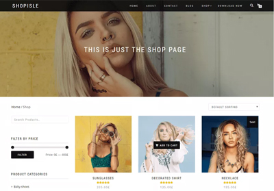 shopisle-theme-wordpress
