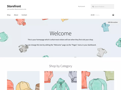 storefront-theme-wordpress