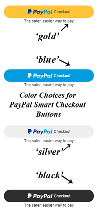 color-customization-paypal-smart-checkout-buttons