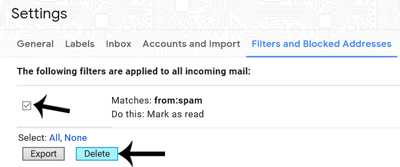 removing-a-gmail-filter