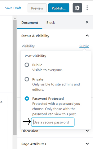password-protecting-a-wordpress-post-page