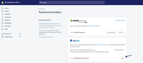Step by Step Integration of PayPal with Shopify - Tips and