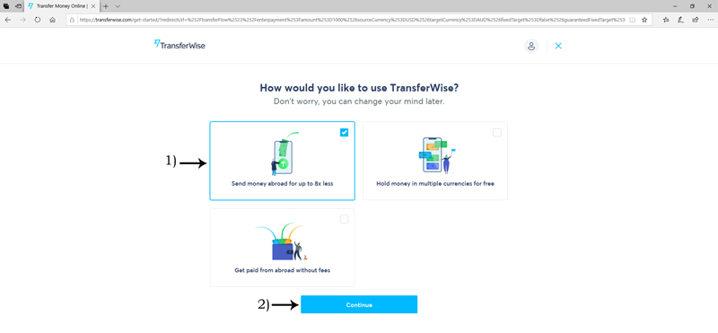 Send Money Overseas With Transferwise